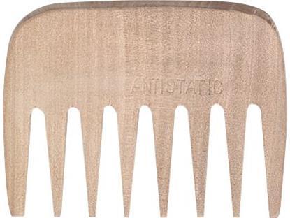 AFRO Kamm Bambus antistatisch 9cm