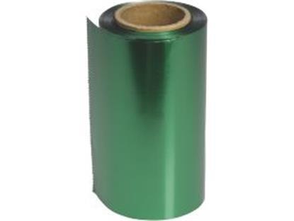 Alufolie Farbig grün