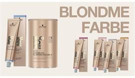 BLOND ME Farbe