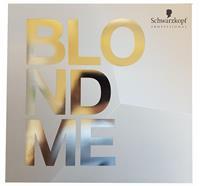 Blond ME Farbkarte