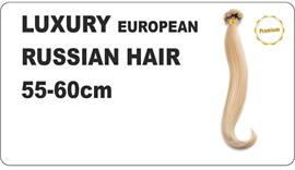 Bonding Russian Hair 55/60cm