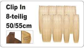 CLIP IN Extensions 8-teilig