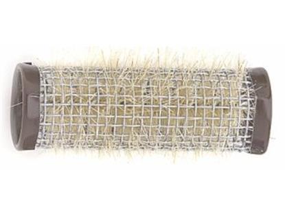 Drahtbürstenwickler braun 65x24