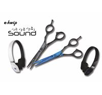 e-kwip Schere Sound black 5""