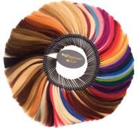 Echthaarfarbring 87 Farben