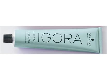 Igora Royal Highlifts 10-1 60ml