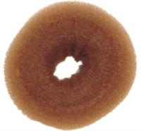 Knotenring 8 cm braun
