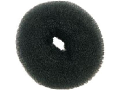 Knotenring 8 cm schwarz