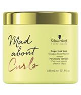 Mad About Curls Superfood Rinse-off Mask 650ml