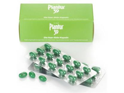 Plantur39 60x Haar-Aktiv-Kapseln