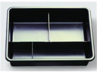 Schublade mit Einteilungen