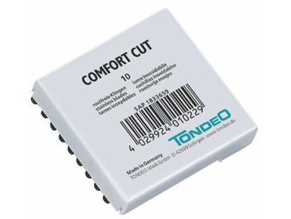 Tondeo Comfort Klingen 10 Stück