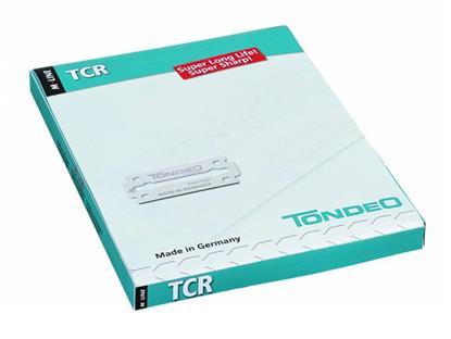 TONDEO TCR Klingen Karton à 100 Stück