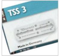 TONDEO TSS-3 Klingen Karton à 10 Stück