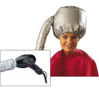 Trockenhaube zu Haartrockner