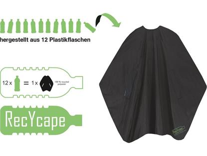 Umhang RecYcape Haken Schwarz (93032)