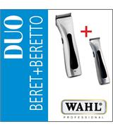 WAHL DUO Beretto + Beret
